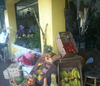 Longtime Local Fruit Market (Fruteria)