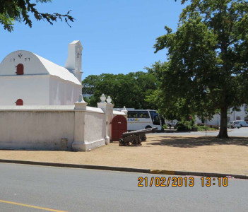 Historical Kruit Huis