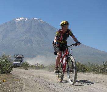 Mountain Biking Tours In Arequipa