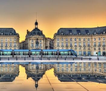 Place de la Bourse Bordeaux - France