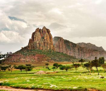 Tigray Province Ethiopia Africa