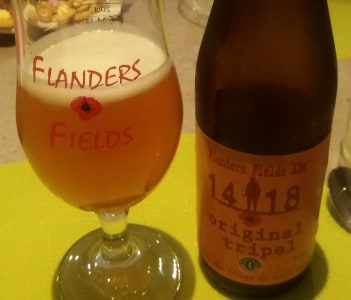 Flanders Fields Beer tripel