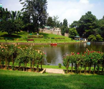 Shillong Ward's Lake