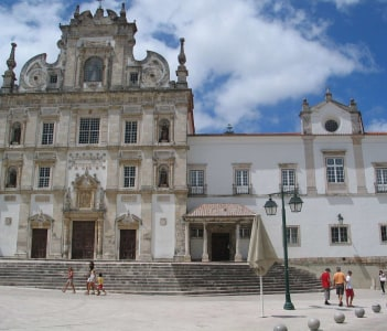 Cathedral in Santarém