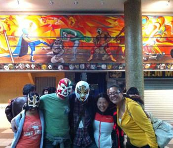 Luchas mexicanas at Arena Mexico