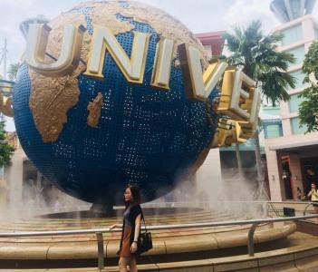 Universal Studio Singapore 20180202