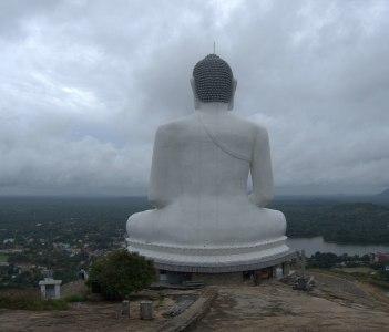Kurunegala Buddha Statue