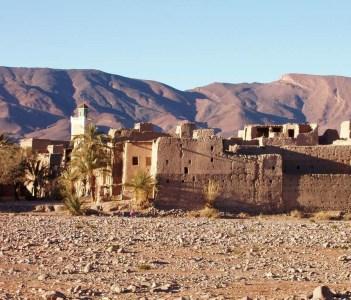 Berber Village Agdz