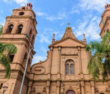 Cathedral of San Lorenzo, Santa Cruz de la Sierra, Bolivia