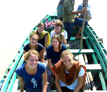 Sundarban boating
