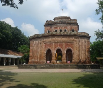 Kantajhee Hindu Temple