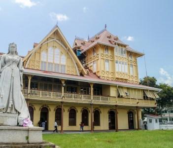High Court in Georgetown, Guyana