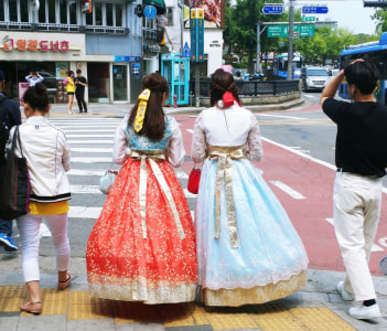 hanbok-traditional costume