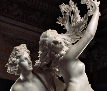 Apollo and Dafne - Borghese Gallery - Bernini