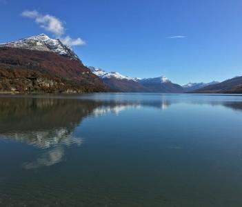 Acigami Lake- Tierra del Fuego National Park