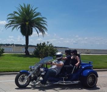 Bayshore Drive Tour
