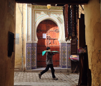 Ancient medina of Fez