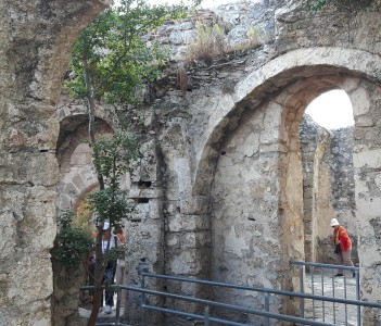 St.Hilarion Castle