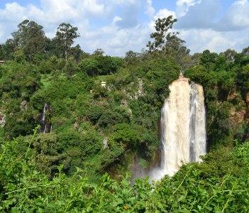 Thomson Fall, Nyahururu, Rift Valley