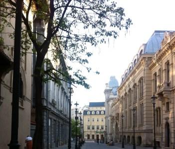 Bucharest Old city