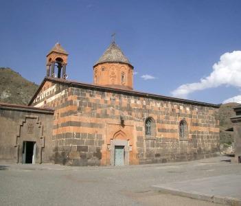 The Black Church in Vanadzor