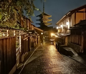 Yasaka area