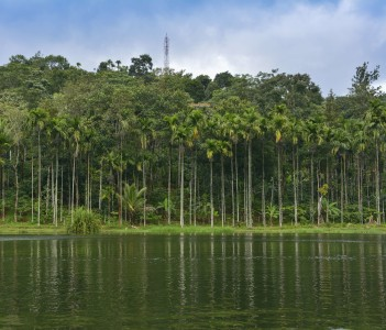 Karlad Lake is a Adventure Park in Wayanad, District Kerala, South India