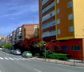 Entrada a Valladolid