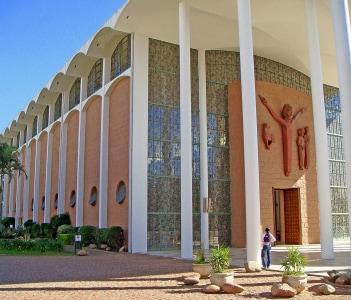 Igreja São Paulo Apóstolo - Blumenau