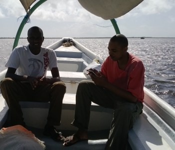 lamu boat ride