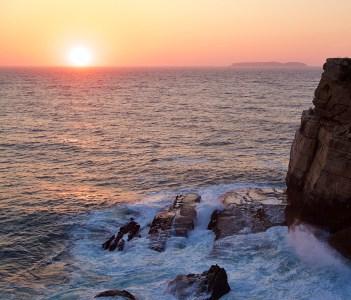 Peniche Coast Sunset