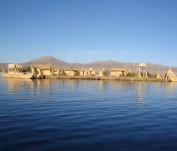 tour islas flotantes de los uros
