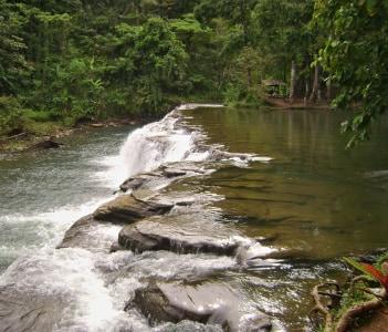 Tinuy-an Falls, Bislig