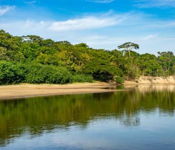 Rupununi River  Guyana