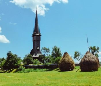 Plopis Wooden Church