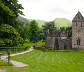 Ilam, Peak District