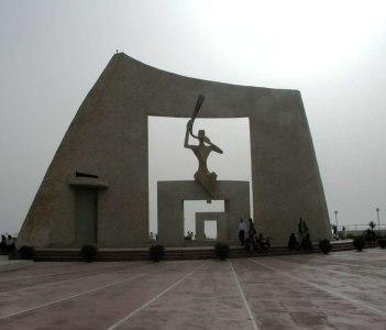 Millennium 2000 monument