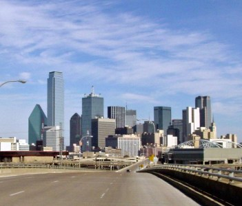 Skyline of Dallas