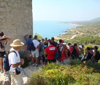 Hiking Irta Hills