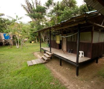 Yasuni National Park Shiripuno Lodge