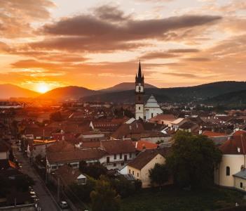 Bistrita Romania