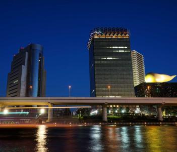 Sumida in Night