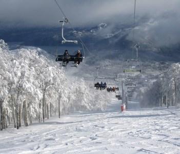 San Martin de los Andes Skiing