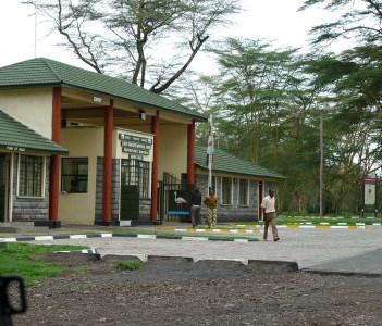 Entrance 2 Lake Nakuru National Park