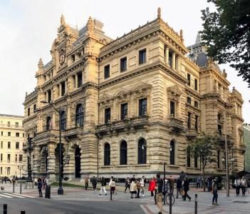 Bilbao,Province Council Building
