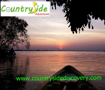 Experience the real Mekong river by kayak