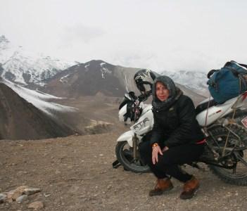 motor bike trip in mountain. www.timeinnepal.com