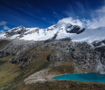 Santa Cruz Trek on the Cordillera Blanca