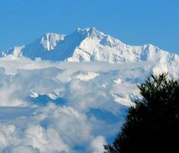 Khanchenjunga base camp trek