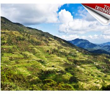 Banaue Rice Tterraces